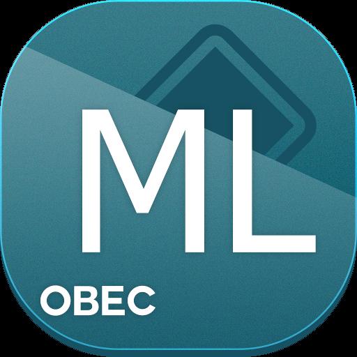 OBEC Mobile Learning 教育 LOGO-玩APPs