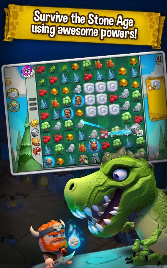 Cavemania - screenshot
