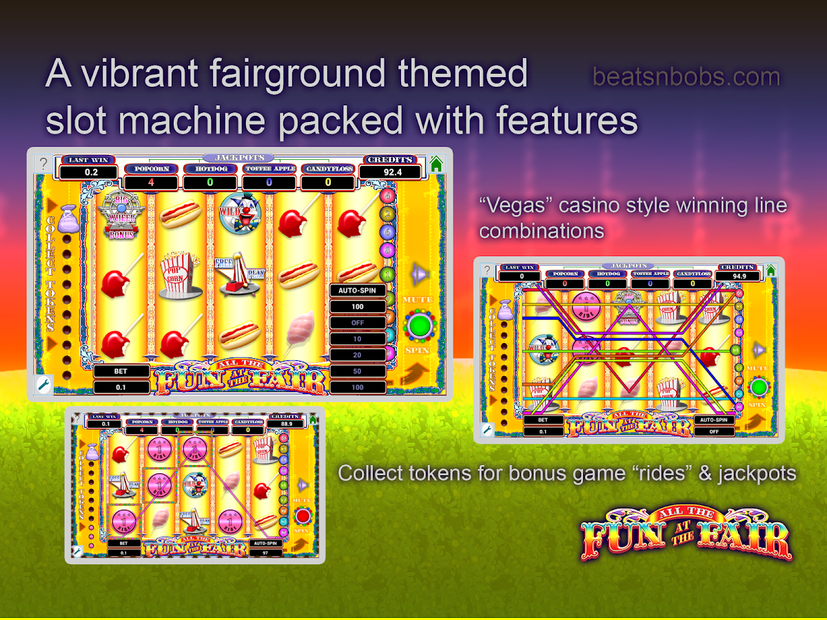 All The Fun At The Fair Slot- screenshot