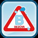 Bebé a Bordo – Bezoya logo
