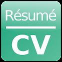 Resume / CV icon