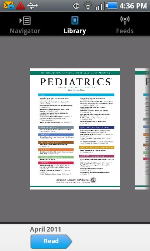 Pediatrics - screenshot