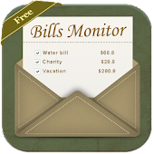 Bills Monitor & Manager Free