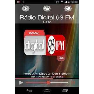 Rádio Digital 93 FM
