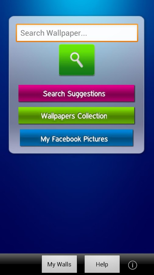 Wallpaper Finder - screenshot