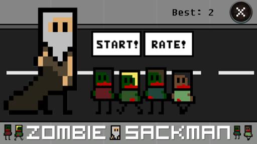 Zombie Sackman