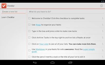 To-Do list Screenshot 3