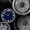 Mechanical Clock Livewallpaper icon