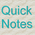 Quick Note App logo