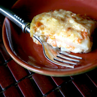 Potato-Celeriac Gratin