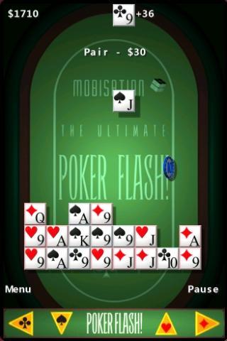 Poker Flash !- screenshot