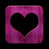 GO SMS Pink Valentine