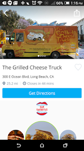Roaming Hunger Food Trucks- screenshot thumbnail