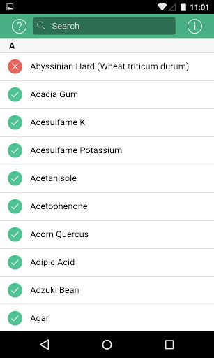 GFree Gluten Free Ingredients