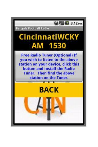 玩運動App|Cincinnati Football Radio免費|APP試玩