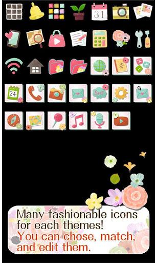 Flower Wallpaper Flower Trail 1.0 Windows u7528 4