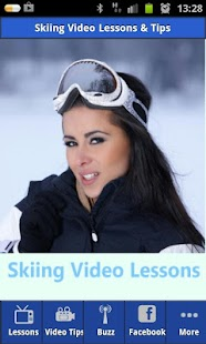 Skiing Video Lessons FREE - screenshot thumbnail
