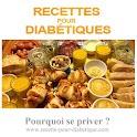 Recettes pour diabétiques logo