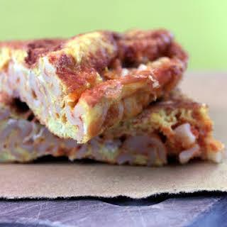 Pasta Frittata.
