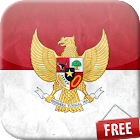 Flag of Indonesia Live Wallpaper icon
