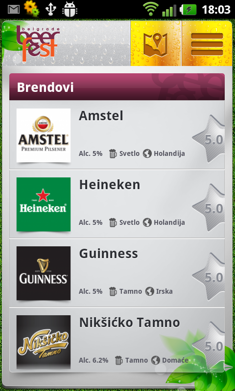 Belgrade Beer Fest - screenshot
