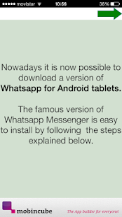 Whatsapp Tablet Download