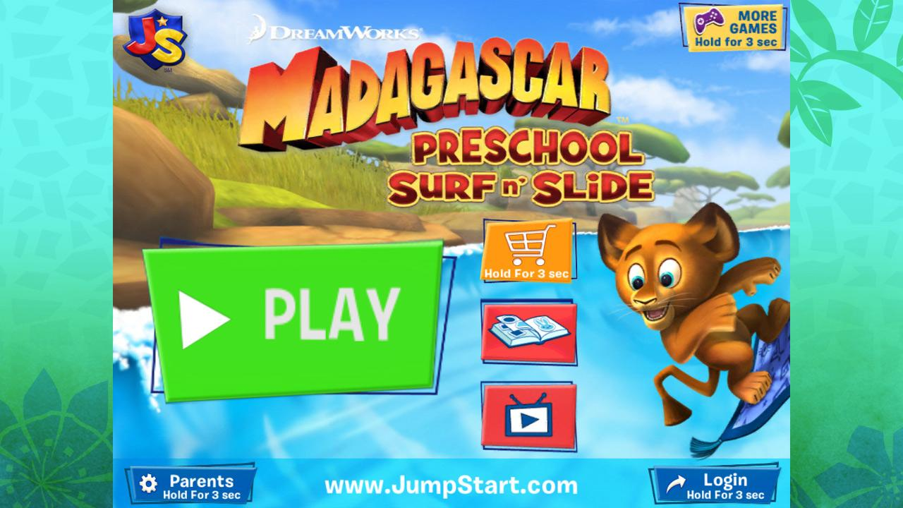 Madagascar Preschool Slides™- screenshot