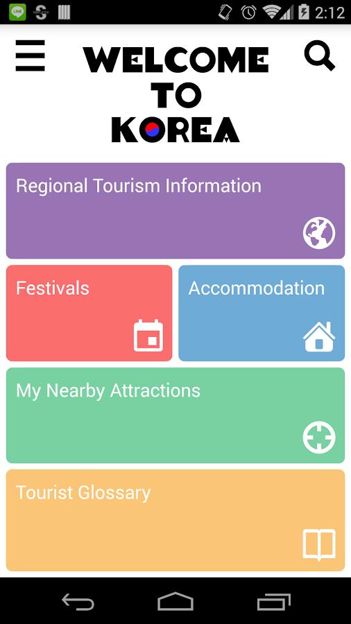 Welcome to Korea (Tour Guide)