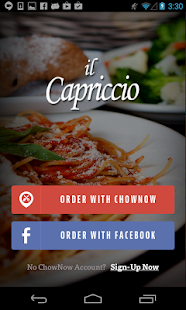 il Capriccio on Vermont- screenshot thumbnail