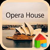 Sydney Opera House dodol theme