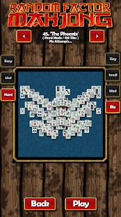 Random Mahjong Pro - screenshot thumbnail