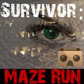 Survivor: Maze Run VR