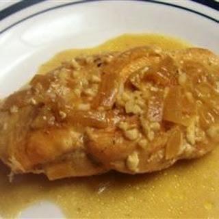 Chicken Vermouth
