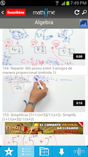 math2me- screenshot thumbnail