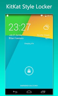 KK Locker KitKat Android L