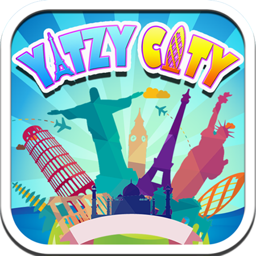 Yatzy City World LOGO-APP點子