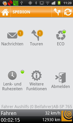SPEDION App