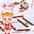 Baby Hazel Gingerbread House 6 icon