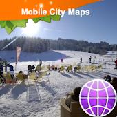 Salzburger Sportwelt Map