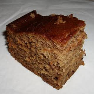 Pear Puree Cake Recipes.