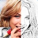 تبدیل عکس هاتون  به نقاشی و .. icon