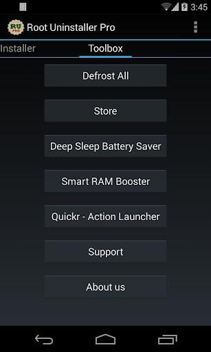 Root Uninstaller 8.5 screenshots 7