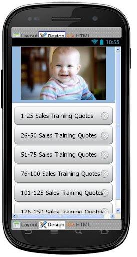 Best Sales Training Quotes