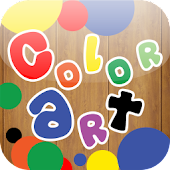 Color Art - preschool learning