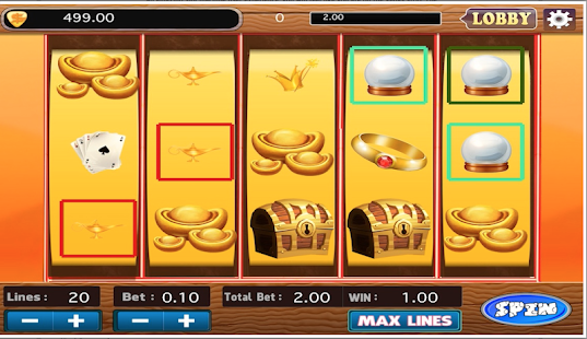 Lucky Vegas Slot Bonanza - screenshot thumbnail