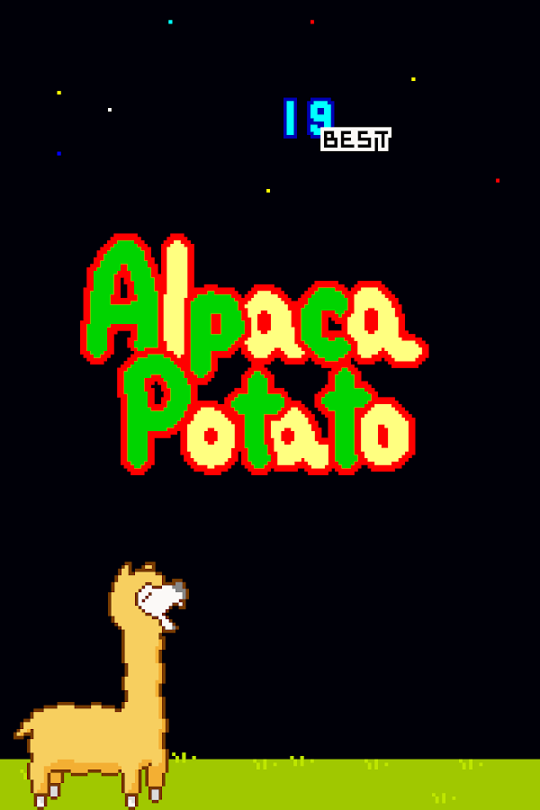 Alpaca Potato- screenshot
