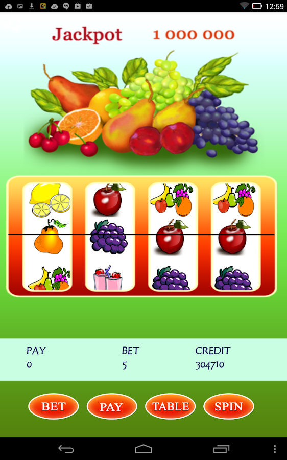 GCN Slots Wallet.- screenshot