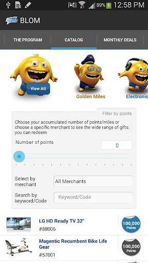 【免費財經App】BLOM Golden Points-APP點子