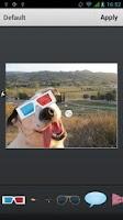 Screenshot of Camera One Moment