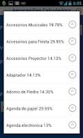 Screenshot of Calculadora Aerocasillas CR
